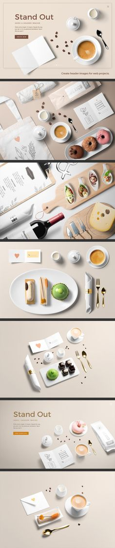 Kitchen Ready Mockup Creator by Mockup Cloud on @creativemarket - sponsored promotion