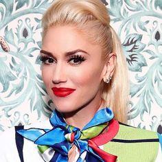 Gwen Stefani wearing DSQUARED2. Styled by #RandM.