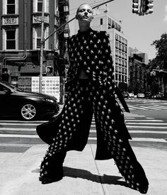 Street Style: Haute Couture Publication: WSJ Magazine November 2016 Model: Frederikke Sofie Photographer: Daniel Jackson Fashion Editor: Geraldine Saglio Hair: Esther Langham Make Up: Romy...