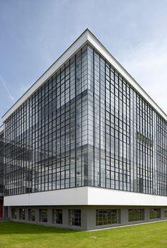 Bauhaus building - Dessau