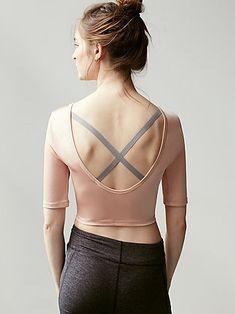 Ballerina Crop Top