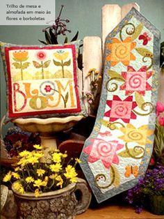 Blog Art & Borda: Revista Art to Heart - Garden Song