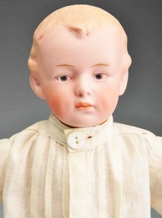 Gebr. Heubach 7622 Character Doll. :