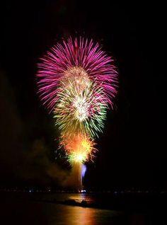 Fireworks, Westport CT