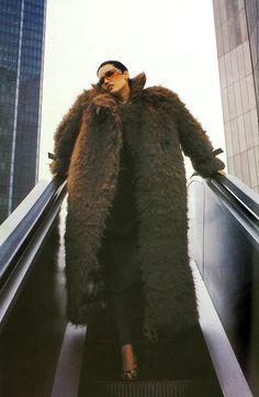 1978-79 - Thierry Mugler adv by Helmut Newton
