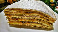 Marka boszikonyhája: Csúsztatott palacsinta Pancakes, Goodies, Sweets, Baking, Breakfast, Desserts, Recipes, Food, Sweet Like Candy