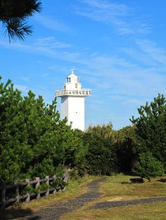 安乗灯台  in Japan Ise Shima