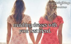 just girly things♥ me and Dani!! and you Lauren! ;)