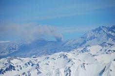 volcán Peteroa -Pcia. de Mendoza