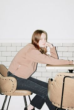 Oyster Fashion: 'Blind Date' Shot By Dakota Gordon   Fashion Magazine   News. Fashion. Beauty. Music.   oystermag.com