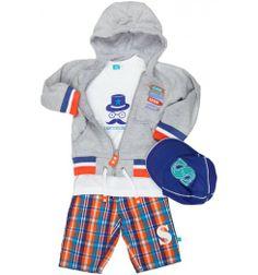 Complete jongens kledingset, stoer! | Complete shop the look for boys, lief! lifestyle | zomer 2014