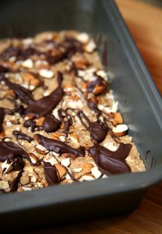 If you're trying to give up dairy for health reasons, but you're worried you'll lose a significant amount of protein in your diet, these dairy-free energy bars