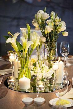 Country Wedding Flowers, Cheap Wedding Flowers, Winter Wedding Flowers, Wedding Flower Decorations, Wedding Flower Arrangements, Floral Centerpieces, Flower Bouquet Wedding, Wedding Centerpieces, Wedding Table