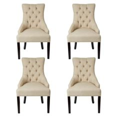 Chic Combo - 4 Marseilles Chairs from Z Gallerie