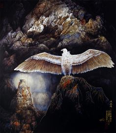 The Art of Nima Zeren 's Painting 尼玛泽仁的绘画艺术