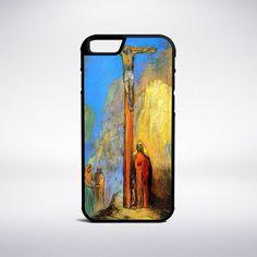 Odilon Redon - Calvary Phone Case – Muse Phone Cases