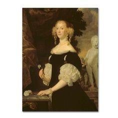 Portrait de femme by Jan de Baen (16331702). Another