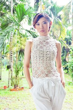 Lacework Top by ivy.leo