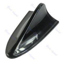 Car Decorate Antenna Shark Fin Decoration Aerials Universal Black Cover Trim
