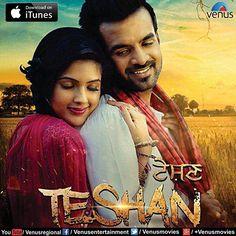 "#FunjabiHits   Download RomCom Punjabi Movie ""Teshan"" Songs on iTunes:https://itunes.apple.com/album/teshan-original-motion-picture/id1154110593  #HappyRaikoti #Diljot #PrinceKanwaljeet #Teshan #Punjabi #LatestPunjabiSongs #Venus"
