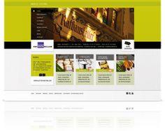 Webseite vom  Restaurant Rathauskeller in der Schweiz mit Online-Marketing, CMS, Social-Media, Newsletter, Community und Gutscheinshop
