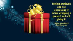 #Gratitude, #Motivation #Communication #Leadership
