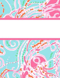 Preppy Goes Back to School with Lilly, for the Third Time! Lilly Pulitzer Binder Covers 2015 http://thepreppyballerina.blogspot.com/2015/08/preppy-goes-back-to-school-with-lilly.html