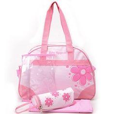 #bebes Bolso/Bolsa Maternal Color Rosado bolsa de biberón colchoneta para Bebé