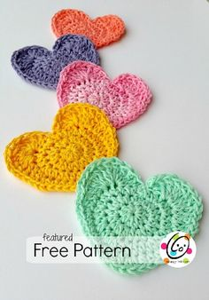 Free Crochet Dishcloth and Scrubbie Patterns
