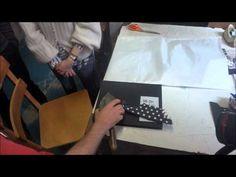 Meet The Creatives // Legeron (4/6 - Step 2: Cutting)