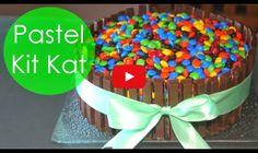Tarta de Kit-Kat - Receta | TVEstudio
