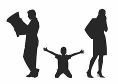 4 Dinge, die Deinem Kind die Scheidung erleichtern » Scheidung bzw. Trennung nach jahrelanger Partnerschaft ist nicht s ...