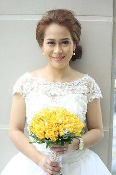 bridal bouquets by dangwa florist  wedding bouquet, bridal bouquet, wedding, flower arrangement, cascading bouquet, handheld bouquet, yellow bouquet