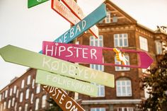 Top 7 Hipster-Cities: Wo sich gut aussehende Hipster pudelwohl fühlen