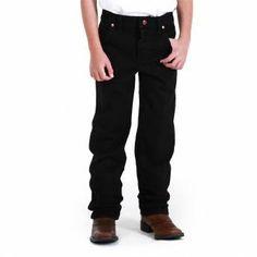 Wrangler Cowboy Cut Original Fit Jeans for Boys