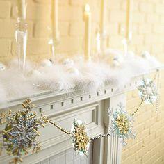 Manualidades para un hermoso Mantel de Navidad