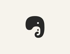 Negative space animal masterpieces