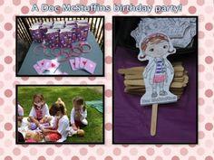 The Neustel Way: Esme's 4th Birthday Party!