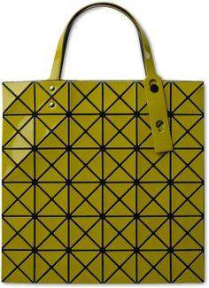 BAO BAO ISSEY MIYAKE BILBAO LUCENT SEASONAL COLORS-2 TOTE bag