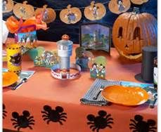 mickey halloween birthday party bing images - Halloween Birthday Decorations