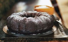 Chocolate Whiskey Bundt Cake: gourmet.com - best bundt cake I ever made.  Have made it several times and it is always a hit.  Feel free to add more Whiskey ;)