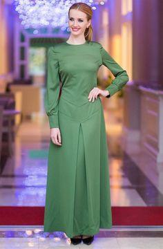 """Tuay Karaca Önden Pilikaşeli Elbise-Yeşil 509tk-21 Sitemize """"Tuay Karaca Önden Pilikaşeli Elbise-Yeşil 509tk-21"""" tesettür elbise eklenmiştir. https://www.yenitesetturmodelleri.com/yeni-tesettur-modelleri-tuay-karaca-onden-pilikaseli-elbise-yesil-509tk-21/"""