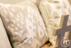 """Almohadón """"Colección #SS18"""" - Concepto EK Bed Pillows, Pillow Cases, Home, Concept, Pillows, Ad Home, Homes, Haus, Houses"""