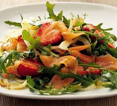 This stylish meal is tasty and takes only minutes to prepare. From BBC Good Food.