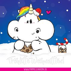 2/9/2018 12:22pm unicorn candy cane FRÖHLICHE WEIHNACHTEN ❄️ von Pummel und Cookie Candy Cane Story, Candy Cane Game, Candy Cane Coloring Page, Candy Cane Sleigh, Fall Color Palette, Presents For Friends, Cat Sitting, Cartoon Pics, Cute Disney