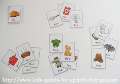 Rhyming Activities and Games (with a super cute board game!)
