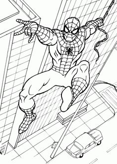 18 Inspiring Spiderman Para Colorear Images Libros Para Colorear