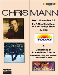 Join me at the Today Show!