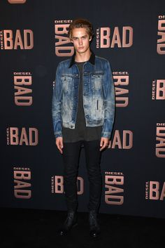 Neels Visser attends the Diesel Party for the Launch of New Fragance For Men on June 2016 in Paris, France. Get premium, high resolution news photos at Getty Images Neels Visser, Paris France, Diesel, June, Product Launch, Running, Denim, News, Party