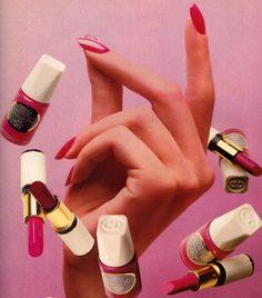 67cf4548a34 periodicult  Christian Dior nail colour